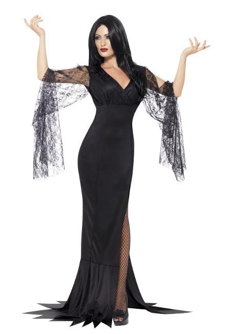 Abuela en vestido largo mega culote - 5 6
