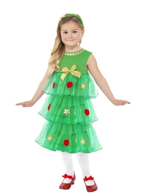 Compra tu disfraz de rbol de navidad para ni a por 22 - Disfraces de navidad originales ...