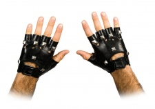 Guantes punky