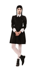 Disfraces Y Complementos De La Familia Addams - Disfraces-familia-adams