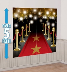 Producto relacionado Mural decorativo de Hollywood Star