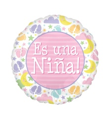 Decoraci n para fiestas de baby shower tienda on line for Novedades para baby shower