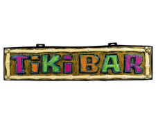 Cartel Hawaiano de Tiki Bar