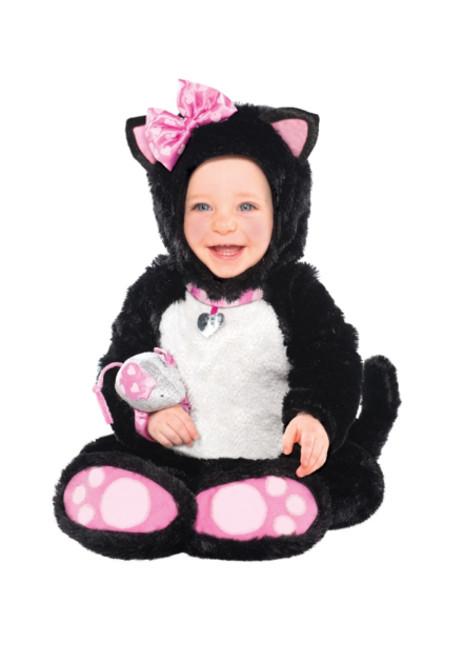 cf72a0dd2 Disfraz de gatito de peluche para bebé