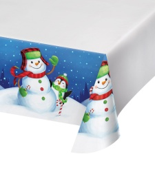 Mantel de Winter fun - 1,20 x 1,80 m