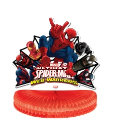Centro de mesa de Ultimate Spiderman