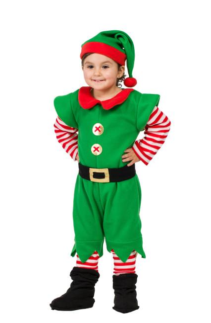 Disfraz de elfo navide o para beb barato - Traje de duende para nino ...