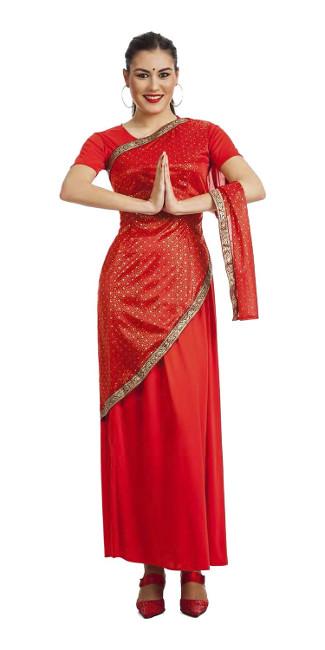 Traje hindu para mujeres