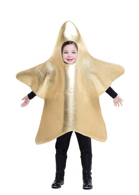 Compra tu disfraz de estrella infantil por 13 00 - Disfraces infantiles navidad ...