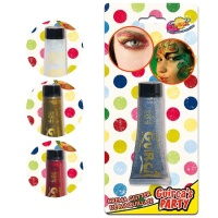 Maquillaje en gel con purpurina - 20 ml