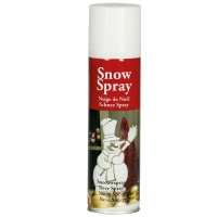 Bote de spray efecto nieve 150 ml