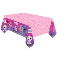 Mantel de Shimmer and Shine - 1,20 x 1,80 m