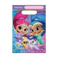Bolsas de Shimmer and Shine - 8 unidades