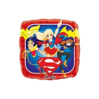 Globo de Super Hero Girls - 43 cm