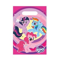 Bolsas de My Little Pony - 8 unidades