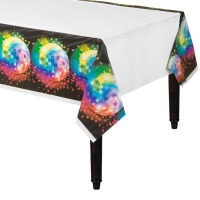 Mantel de Disco - 1,37 x 2,59 m