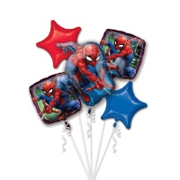 Bouquet de Spiderman - Anagram - 5 unidades