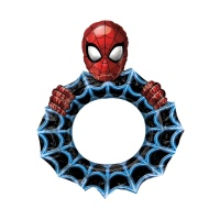 Marco para photocall hinchable de Spiderman - 68 x 81 cm