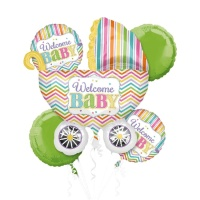 Bouquet Baby Clothing - 5 unidades