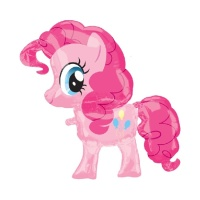 Globo silueta XL de Pinkie Pie My Little Pony - 66 x 73 cm