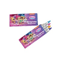 Pack de colores de Shimmer and Shine - 12 unidades
