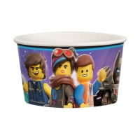Tarrinas de Lego Movie 2 - 8 unidades