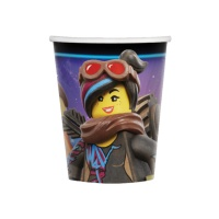 Vasos de Lego Movie 2 de 266 ml - 8 unidades