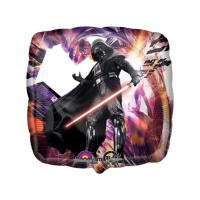 Globo cuadrado de Star Wars Darth Vader de 45 cm - Anagram