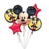 Bouquet de Mickey Mouse Forever - Anagram - 5 unidades