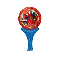 Globo mini de Spiderman de 15 x 30 cm - Anagram