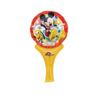 Globo mini de Mickey Mouse de 15 x 30 cm