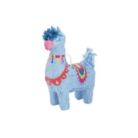 Piñata mini 3D de Llamas Party
