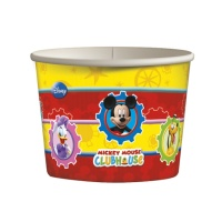 Tarrinas de Mickey Mouse - 8 unidades
