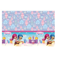 Mantel rectangular de Shimmer and Shine - 1,20 x 1,80 m