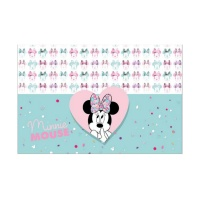 Mantel de Minnie Diamantes - 1,20 x 1,80 m