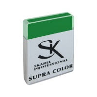 Maquillaje profesional supracolor verde - 12 ml