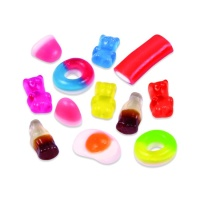 Bolsa surtida de gominolas y regaliz - Fini clear little mix - 100 g