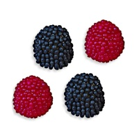 Moras negras y rojas - Fini jelly berries - 100 g