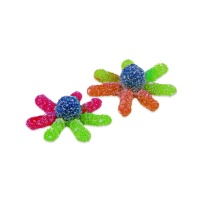Pulpos de colores - Fini jelly octopus - 100 g