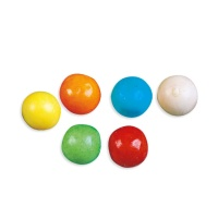 Bolas de chicle de colores - Fini Chicle bolos surt -100 g