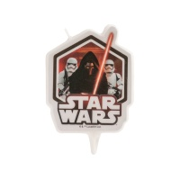 Vela de Star Wars Galaxy - 7,5 cm