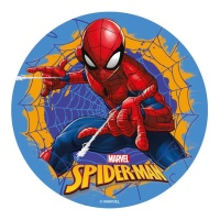 Oblea comestible del increíble Spiderman - 20 cm