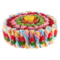Tarta de chuches twisty - 1 Kg
