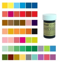 Colorante en pasta de 25 g - Sugar flair