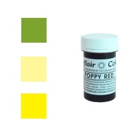 Colorante en pasta concentrado de 25 g - Sugar flair