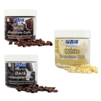 Chocolate blanco en virutas de 85 g - PME