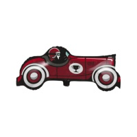 Globo silueta de Vintage Race Car de 85,8 x 40,6 cm - Creative Party