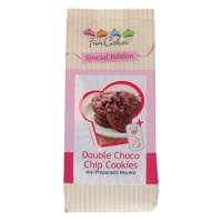 Preparado para galletas de chocolate con chips de chocolate de 400 g - FunCakes
