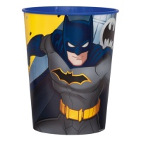 Vaso de plástico de Batman Knight de 473 ml