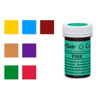 Colorante en pasta natural Natradi de 25 g - Sugarflair